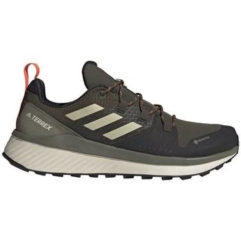 Shoes Men Fitness / Training adidas Originals Terrex Folgian Hiker Gtx Grey,Graphite