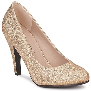 Shoes Women Heels Moony Mood BALIA GOLD