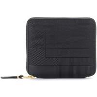 Bags Wallets Comme Des Garcons Wallet  Intersection model in black Black