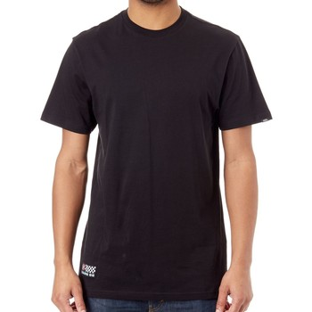 Clothing Men Short-sleeved t-shirts Vans Black Patch Kit T-Shirt Black