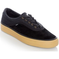 Shoes Men Low top trainers Globe Black-Gum Sprout Shoe Black