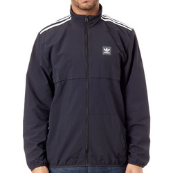 Clothing Men Jackets adidas Originals Black-White Class Action Jacket Black