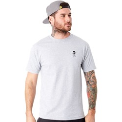 Clothing Men Short-sleeved t-shirts Sullen Heather Grey-Black Standard Issue T-Shirt Grey