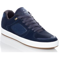 Shoes Men Low top trainers Emerica Navy-White-Gum Reynolds G6 Shoe Black