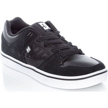 Shoes Men Low top trainers DC Shoes Black Course 2 Shoe Black
