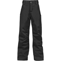 Clothing Girl Cargo trousers Protest True Black Hopkinsy Girls Snowboarding Pants Black