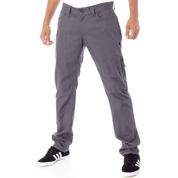 Clothing Men Chinos Oakley Forged Iron Icon 5 Pocket Pant Grey