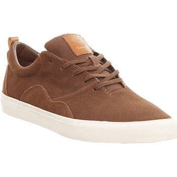 Shoes Men Low top trainers Diamond Supply Co. Brown Lafayette Shoe Brown