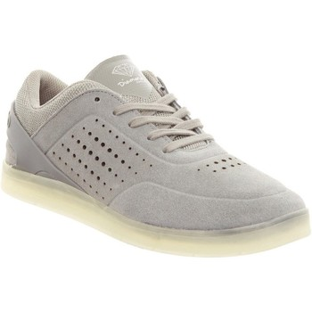 Shoes Men Low top trainers Diamond Supply Co. Dark Grey Graphite Shoe Grey