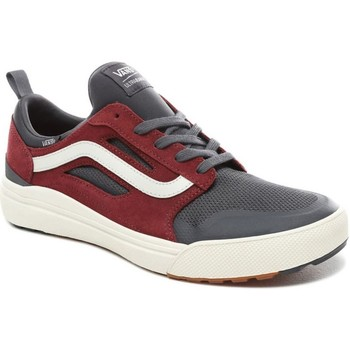 Shoes Men Low top trainers Vans Port-Ebony UltraRange 3D Shoe Red