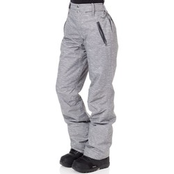 Clothing Women Chinos Protest Dark Grey Melee Minnesota Womens Snowboarding Pants Grey