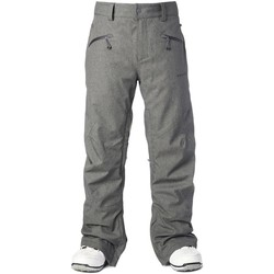 Clothing Men Trousers Rip Curl Tornado Rebound Fancy Snowboarding Pants Grey