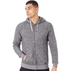 Clothing Men Sweaters Quiksilver Tarmac SHD Marl Zip Hoody Grey