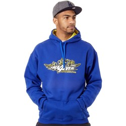 Clothing Men Sweaters Fmx 4 Ever Blue Crew Hoody Blue