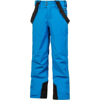 Clothing Boy Trousers Protest Mid Blue Bork Kids Snowboarding Pants Blue