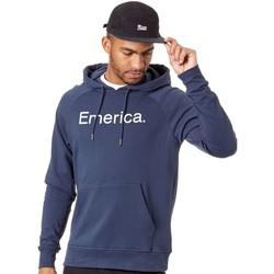 Clothing Men Sweaters Emerica Navy Purity Hoody Black