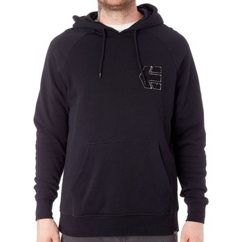 Clothing Men Sweaters Etnies Black Breakers Hoody Black