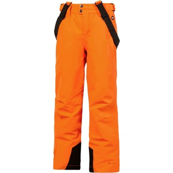 Clothing Boy Trousers Protest Orange Pepper Bork Kids Snowboarding Pants Orange