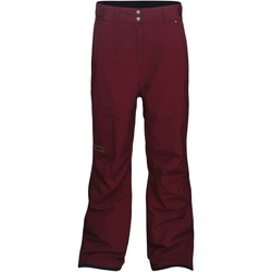 Clothing Women Trousers Planks Maroon Good Times - Insulated Womens Ski Pants Red