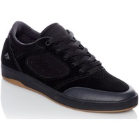 Shoes Men Low top trainers Emerica Black-Black Dissent Shoe Black