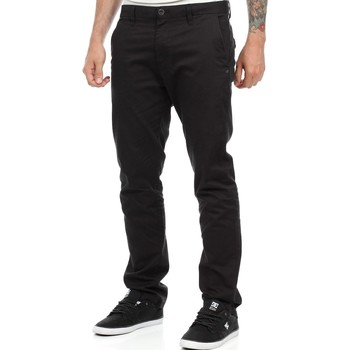 Clothing Men Chinos Fox Black Selecter Chino Pant Black