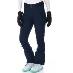 Clothing Women Trousers Protest Ground Blue Lole Womens Snowboarding Pants Blue