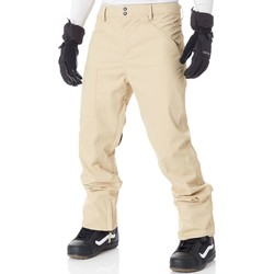 Clothing Men Chinos Sessions Sand Agent Snowboarding Pants Brown
