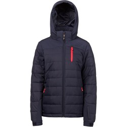 Clothing Women Duffel coats Protest Ground Blue Nocton 16 Womens Snowboarding Jacket Black