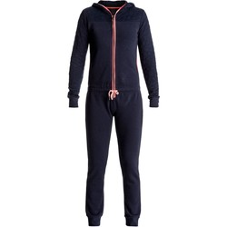 Clothing Women Track tops Roxy Peacoat Warm Up Womens Onesie Black