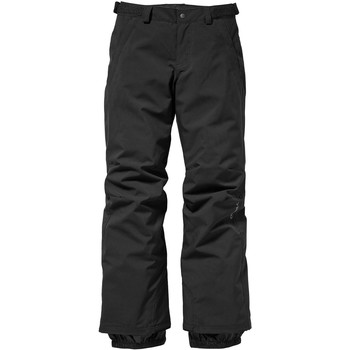 Clothing Boy Trousers O'neill Black Out Anvil Kids Snowboarding Pants Black