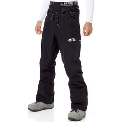 Clothing Men Cargo trousers Picture Black Under Snowboarding Pants Black