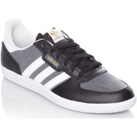 Shoes Men Low top trainers adidas Originals Core Black-Footwear White-Grey Five Leonero Shoe Black