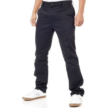 Clothing Men Chinos adidas Originals Black Chino Pant Black