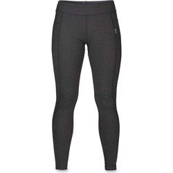 Clothing Women Leggings Dakine Black Larkspur Womens Baselayer Pants Black