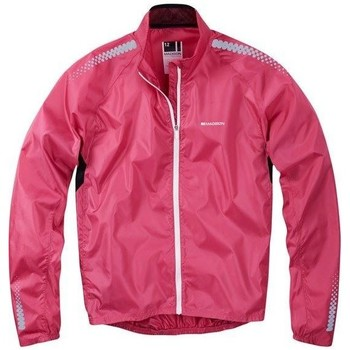 Clothing Women Jackets Madison Very Berry Pac-It Womens Cycling Waterproof Jacket Pink