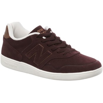 Shoes Men Low top trainers New Balance Numeric Chocolate Cherry-Cinnamon 288 Shoe Red