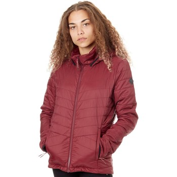 Clothing Women Duffel coats O'neill Current Red Motion Womens Jacket Red