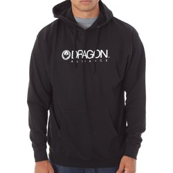 Clothing Men Sweaters Dragon Black Staple Trademark Hoody Black