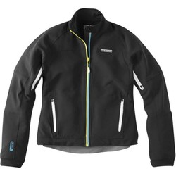 Clothing Women Jackets Madison Phantom Black 2014 Zena Softshell Womens MTB Jacket Black
