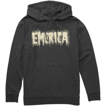 Clothing Men Sweaters Emerica Black Scanner Hoody Black