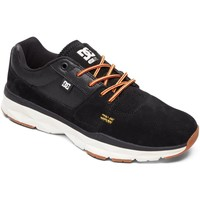 Shoes Men Low top trainers DC Shoes Black-Gum Player LE Shoe Black