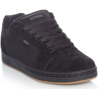 Shoes Men Skate shoes Etnies Black Barge XL Shoe Black