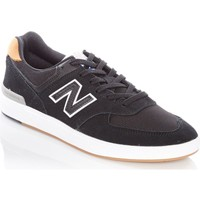 Shoes Men Low top trainers New Balance Black-Brown 574 Shoe Black