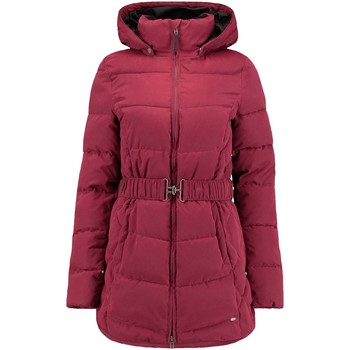 Clothing Women Duffel coats O'neill Current Red Control Padded Womens Jacket Red