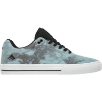 Shoes Men Low top trainers Emerica Blue-Grey Reynolds 3 G6 Vulc Shoe Blue