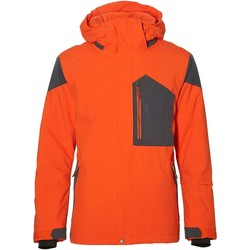 Clothing Men Jackets O'neill Bright Orange Infinite Snowboarding Jacket Orange