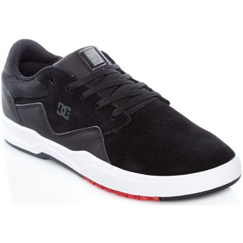 Shoes Men Low top trainers DC Shoes Black-Grey Barksdale Shoe Black