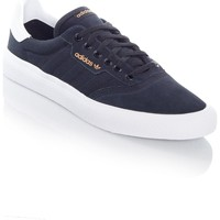 Shoes Men Low top trainers adidas Originals Core Black-Footwear White 3MC Shoe Black