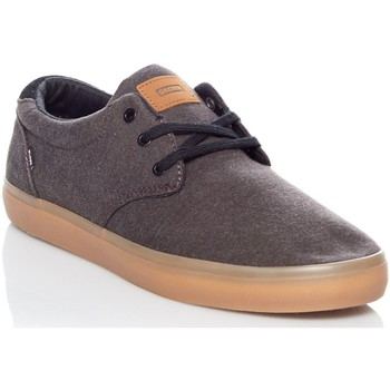Shoes Men Low top trainers Globe Earth Canvas-Gum Willow Shoe Grey