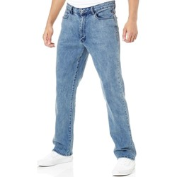Clothing Men Straight jeans Globe Rail Blue G6 Convoy Jeans Blue